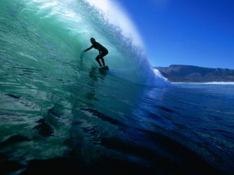 South Africa's surf is some of the world's best and a big draw for surfers across the world