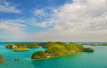 160,000 tourist visitors descended on Hundred Islands national park last year