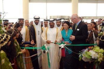 Sheikh Mohammed Bin Rashid Al Maktoum opens the annual Arabian Travel Market