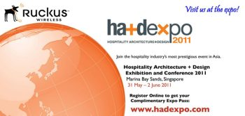 This year sees Singapore host the HA + D expo