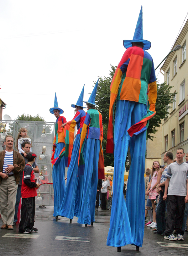celebrating lithuania klaipėda sea festival 2011