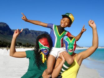 Awareness in south african tourism from the 2010 world cup has led to sustained growth in foreign visitors
