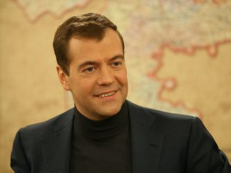 Visa-free European travel is a logical step says Dmitry Medvedev.