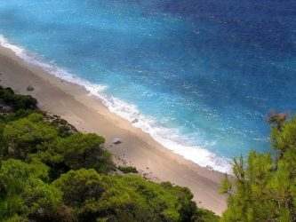Lefkada: A Treat of the Elements, Vouched for by a Legend