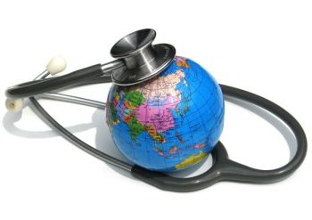 Third world healthcare costs can be as low as 25% of the price for similar treatments in first world countries