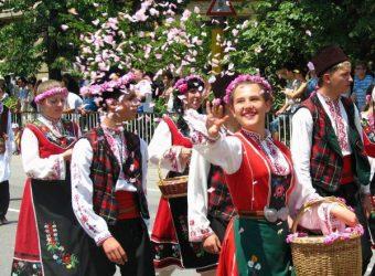 The Rose Festival