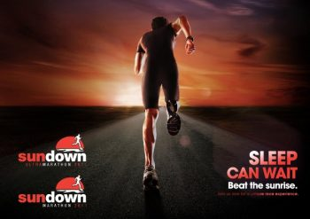 Sundown Marathon, Sleep Can Wait