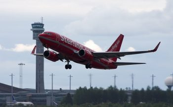 Cimber Sterling, the Danish low cost airline, is talking to investors
