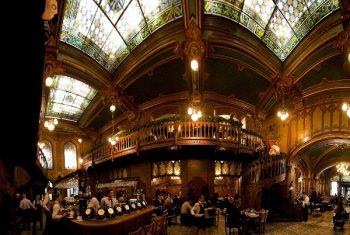 Restaurante Caru cu Bere, less than 2 km from JW Marriott, Bucharest - Courtesy Gaspar Serrano