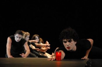 The Albanian Dance Theater Company