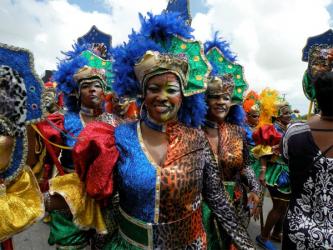 Curaçao party