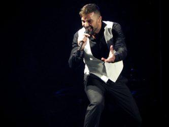 International star ricky martin will sing to fans in the Bursa festival
