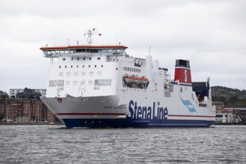 Stena Line employs wind turbine technology
