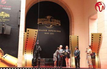 Universal Studios – Symbol of Emerging Singapore