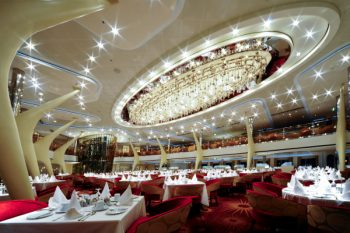 Silhouette's Grand Cuvee Restaurant