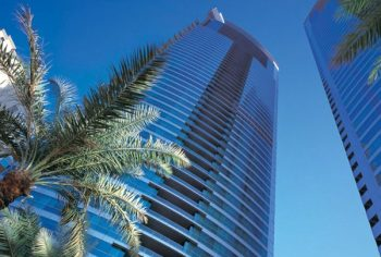 The company's Oasis Beach Tower