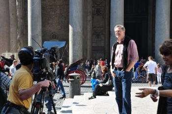 Rick Steves goes live