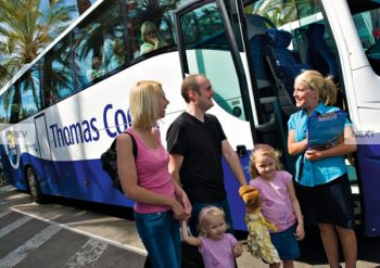 Thomas Cook tours