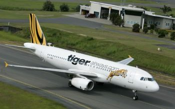 Tiger Airways Australia grounded