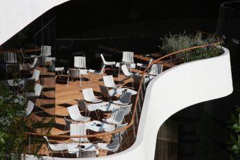 Hotel Lone balcony