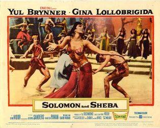 Soloman and Sheba