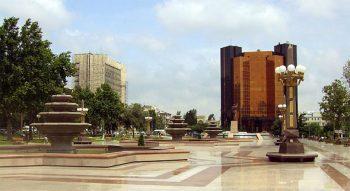 Azeri Square, Baku