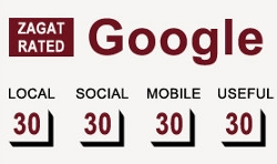 Zagat now belongs to Google