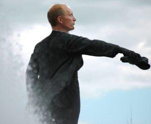Vladimir Putin mashup