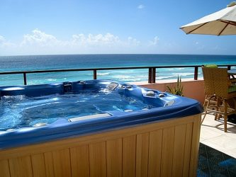 Rooftop Condo in Barbados