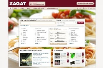 Zagat: Defining Move of Google's Travel Strategy