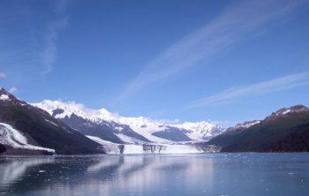 Alaska scenery.