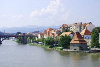 Maribor in Summer