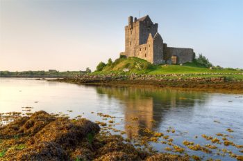 Galway County castle