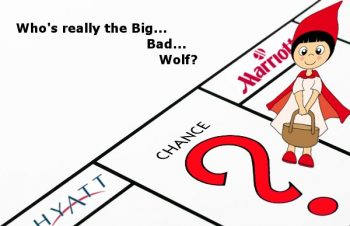 Who's the Big Bad Wolf of Hotel Marketing?