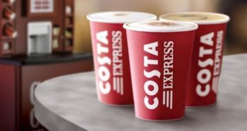 Costa Coffee, Whitbread caffeine fix