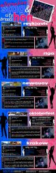 Alternative Stag and Hen Ideas [Infographic]