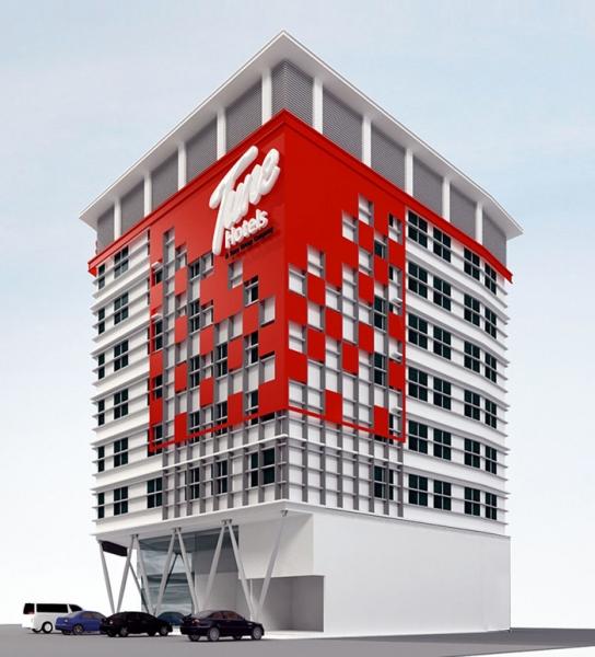 Tune Hotel Liverpool Towels: Tune Hotel Ipoh Opens Its Doors