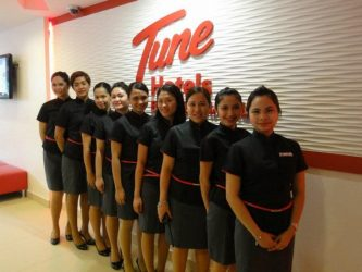 Tune Hotel Ermita Opens in Time for Manila FAME