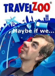 Larry Page ponders Travelzoo buy.