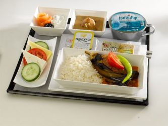 Turkish Airlines In-Flight Catering