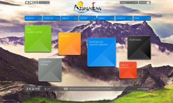 Azerbaijan's tourism portal