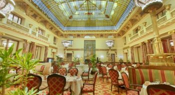 Hotel Metropol via website virtual tour