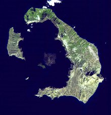 Santorini Volcanic Activity Confusing