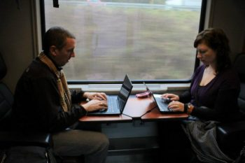 Eurail even has bloggers