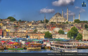 Istanbul Sees a Rise in Number of Tourists in 2013