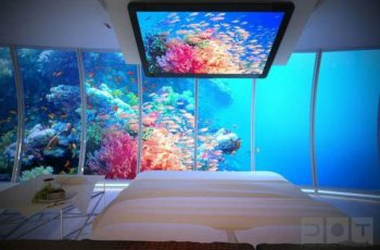 Oman To Get First Underwater Hotel