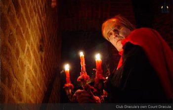 Club Dracula's Count Dracula