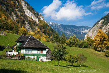 Carpathian village