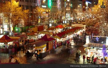 Favorite Christmas Shopping Destinations: Prague Christmas Market