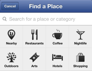 With Updated Nearby Feature, Facebook Outplays Groupon as Travel Tool